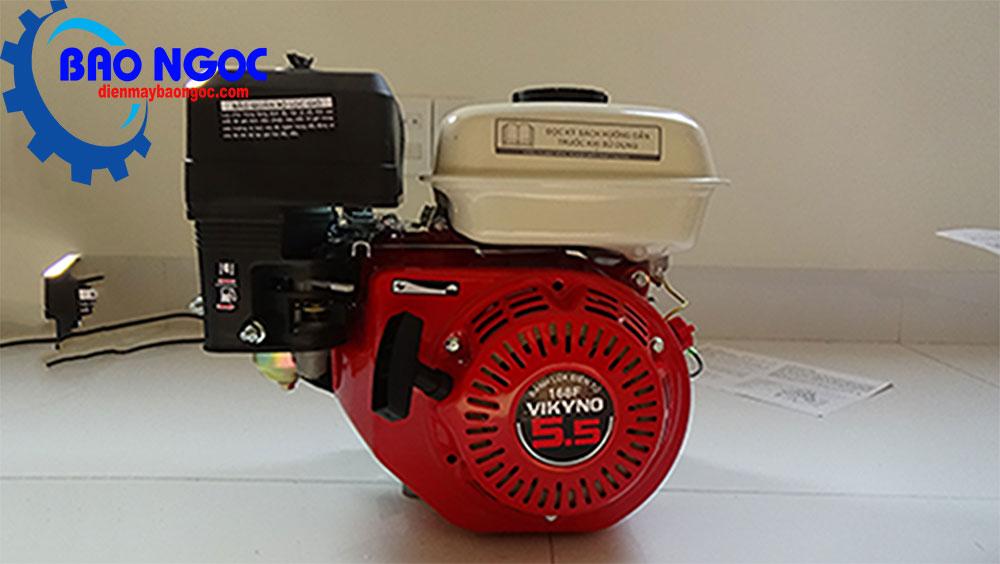 Động cơ xăng 168F-2L