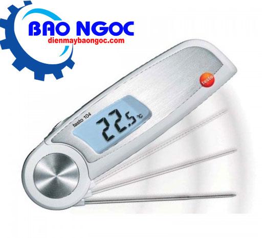 Máy đo nhiệt độ testo 104