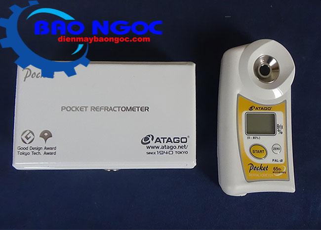 Máy Đo Độ Ngọt Atago Pal - Alpha - Thiết bị đo môi trường