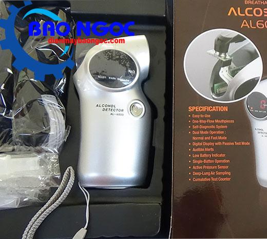 Máy đo nồng độ cồn Sentech AL-6000 - Thiết bị đo
