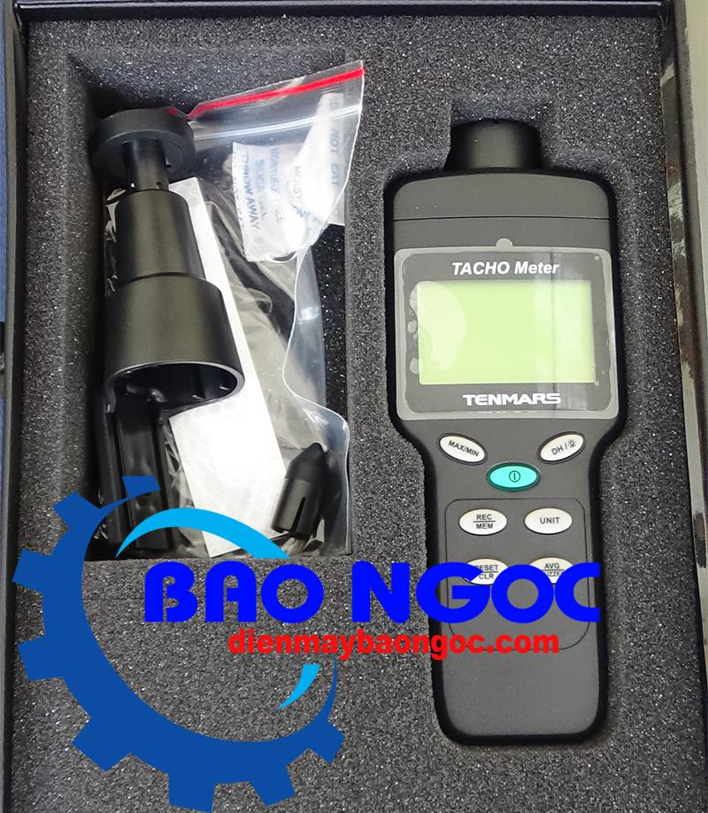 Máy đo tốc độ vòng quay động cơ Tenmars TM-4100