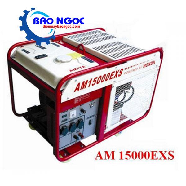 Máy phát điện Honda Amita AM15000EXS - Máy Phát Điện