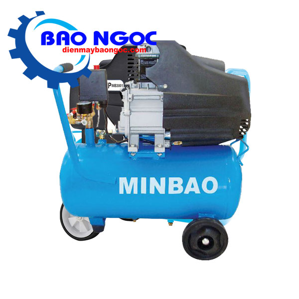 Máy nén khí (Xanh) Minbao 35L