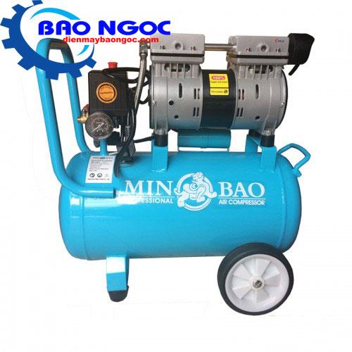 Máy nén khí không dầu Minbao MB-024L