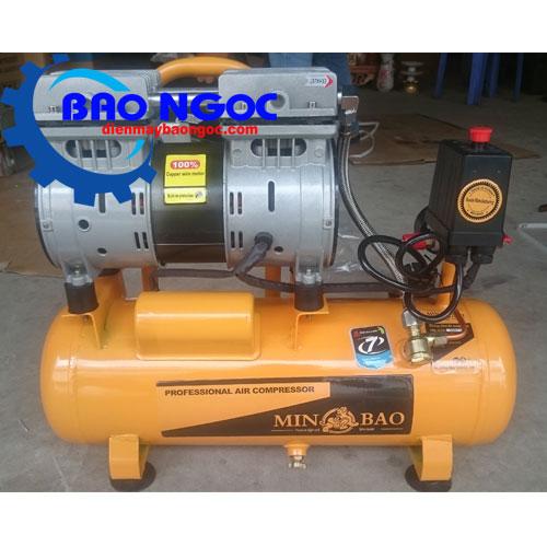 Máy nén khí không dầu Minbao MB-035L
