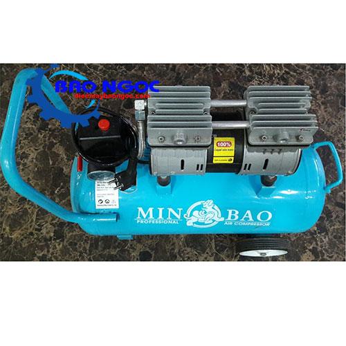 Máy nén khí không dầu Minbao MB-050L-2