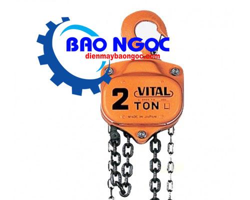 Palăng kéo tay Vital 2T3M