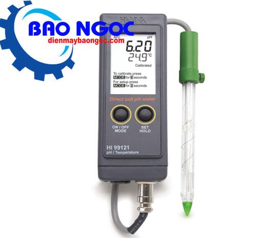 Máy đo pH đất HI99121