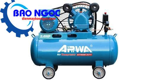 Máy nén khí Arwa AW-3050V dây đồng