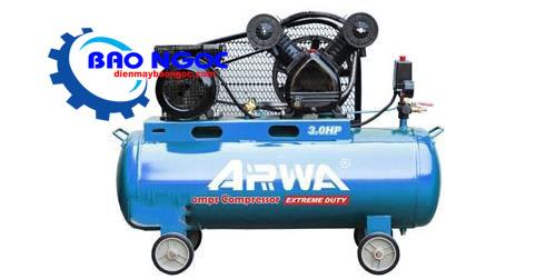 Máy nén khí Arwa AW-3090V (Dây đồng)