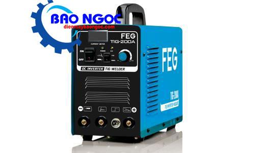 Máy hàn điện tử FEG TIG-200A - Máy Hàn