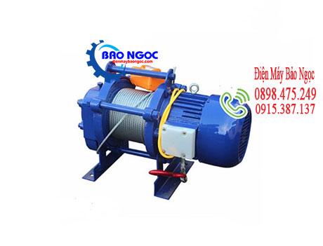 Tời điện đa năng KCD 300/600(30m)