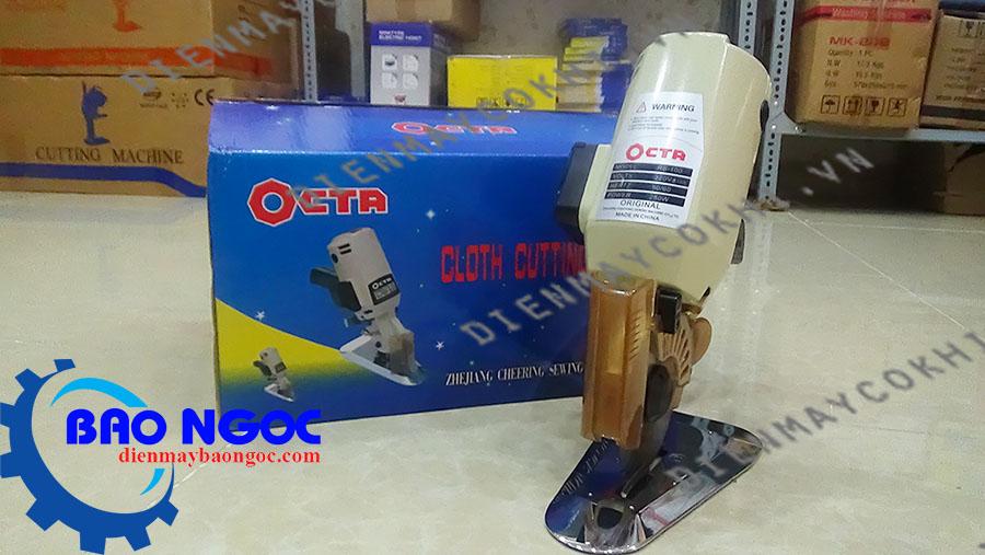 Máy cắt vải cầm tay Octa RC-110 (Chính Hãng)