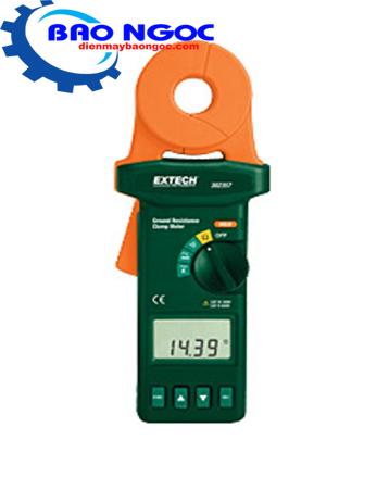 Ampe kìm đo không tiếp xúc các dây dẫn mặt đất Extech – 382357
