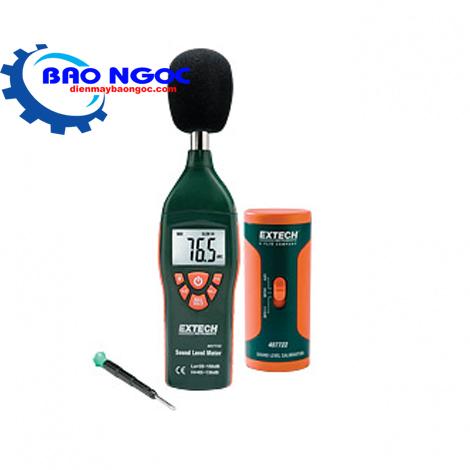 Máy đo âm thanh với bộ hiệu chuẩn 407732-KIT