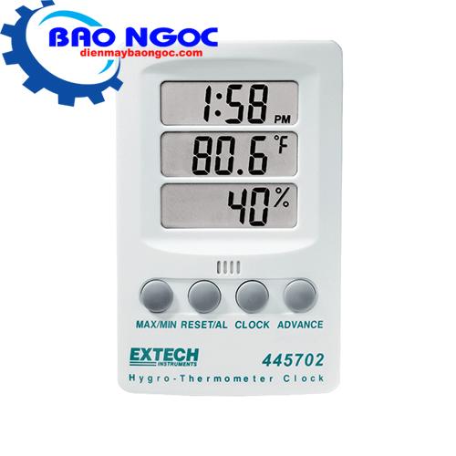 Máy đo nhiệt độ, độ ẩm Extech - 445702