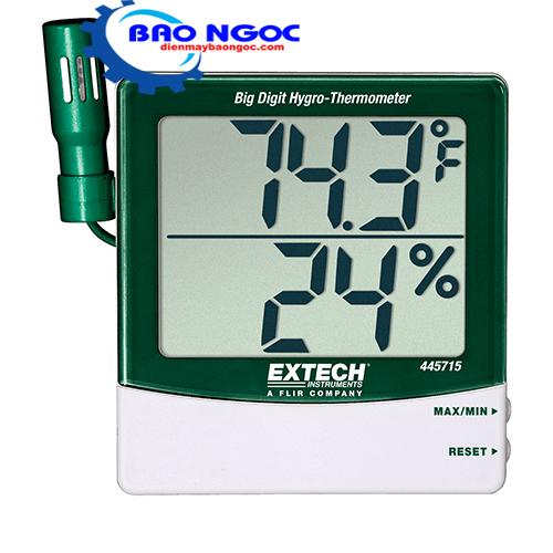 Nhiệt ẩm kế Extech - 445715