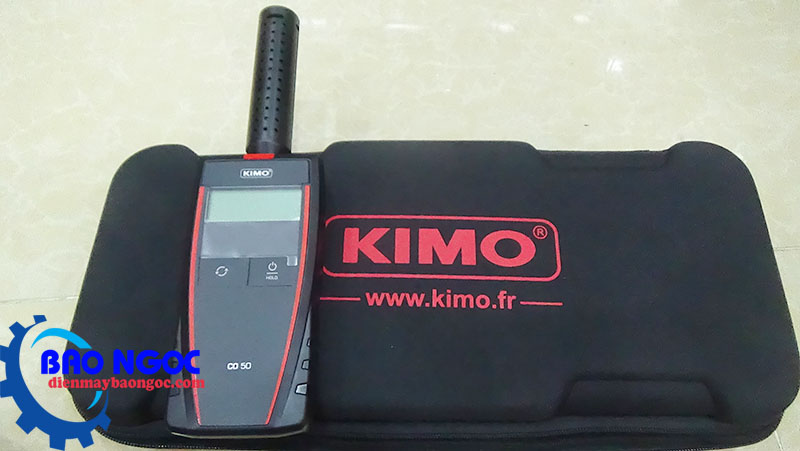 Máy đo khí Carbon monoxide CO KIMO CO50