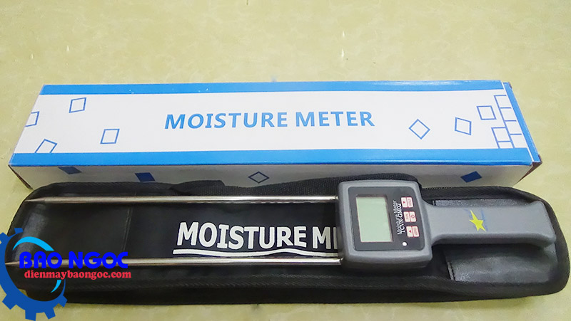 Máy đo độ ẩm nông sản TCVN-GM02