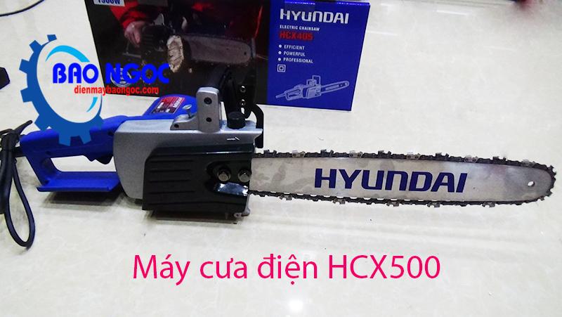 Máy cưa điện HCX500