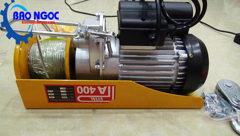 Máy tời điện Vital PA 400