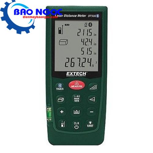 Thiết Bị đo Khoảng Cách Bằng Laser Với Bluetooth Extech - DT500