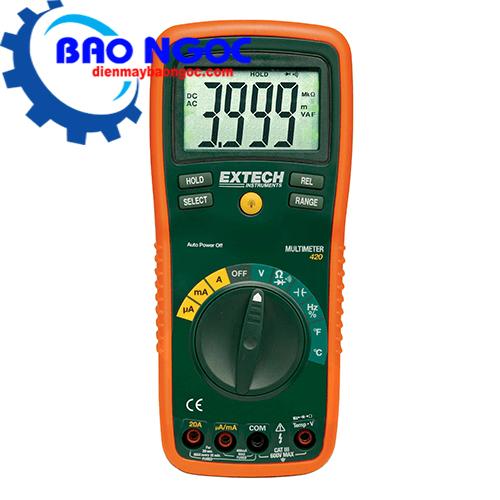 Đông hồ vặn năng Extech EX420