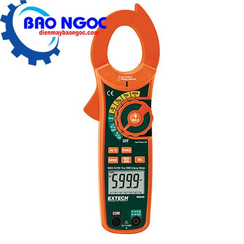 Ampe Kìm 600A Extech-MA 640