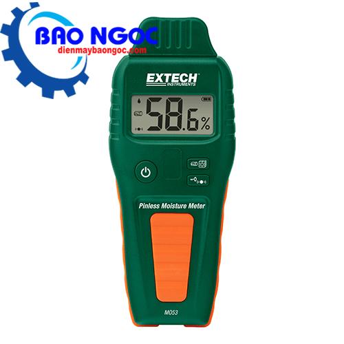 Máy đo độ ẩm gỗ Extech MO53