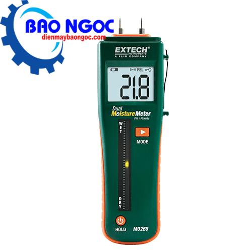 Máy đo độ ẩm Extech-MO260