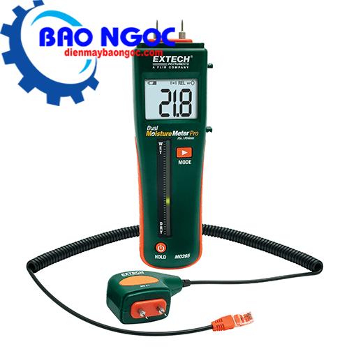 Máy đo độ ẩm gỗ, VLXD Extech-MO265