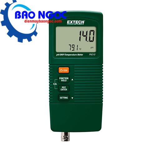 Máy đo pH / ORP / Nhiệt độ Extech- PH210