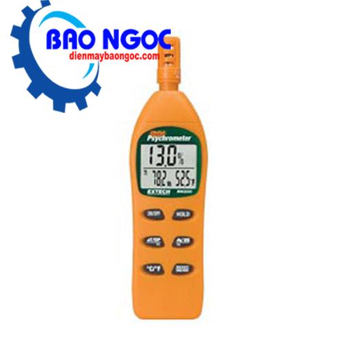 Thiết bị đo độ ẩm  Extech-RH300