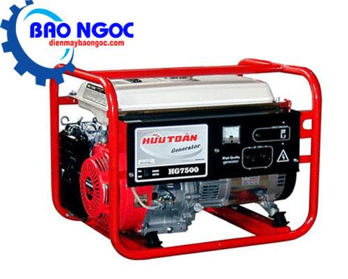 Máy phát điện Honda Hữu Toàn HG7500
