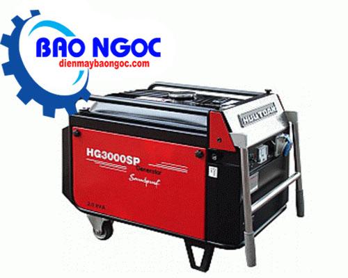 Máy phát điện Honda HG3000SP (Giảm thanh) - Máy Phát Điện