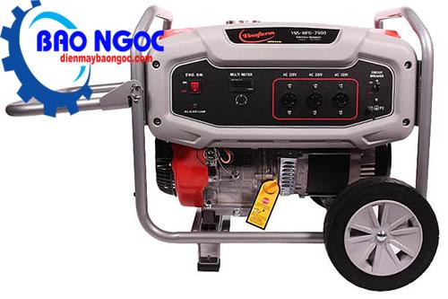 Máy phát điện chạy xăng giá rẻ VNMPD 7900 uy tín Vinafarm