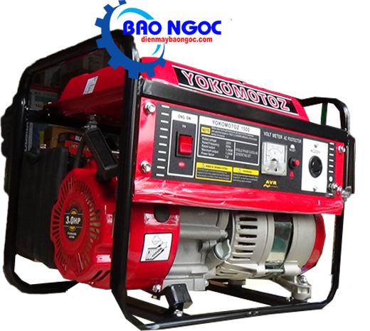 Máy phát điện xăng Yokomotoz YK6500