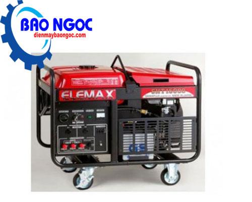 Máy phát điện xăng 3 pha ELEMAX SHT1500