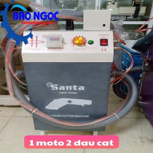 Máy hút chỉ thừa Santa 1 Motor