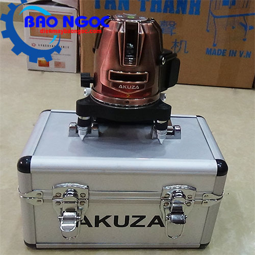 Máy cân bằng laser Akuza siêu sáng 1102 (bỏ mẫu)